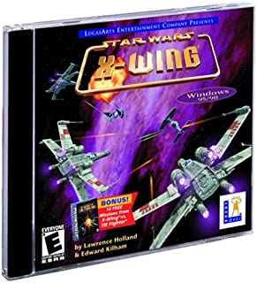 Star Wars: X-Wing (Jewel Case)