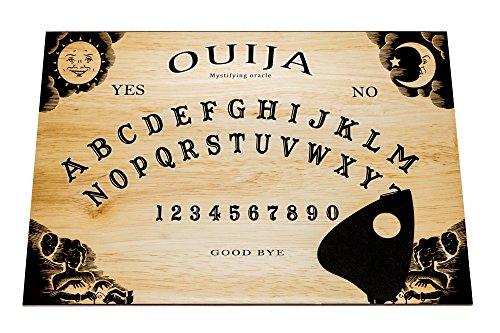 Wiccan Star Grande Tablero del ouija con instruccion En España y Planchette. Ouija Board