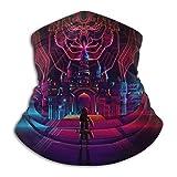 Legend Of Zelda Bandana - Neck Gaiter Shield Scarf/Seamless Thermal Neck Warmer/Facemask Skimask - Cold Weather Balaclava