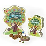 Educational Insights The Sneaky, Snacky Squirrel Game and Board Book, Multicolored, 2.82-Pound