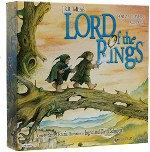 LORD of the RINGS   J.R.R. Tolkien's by Eagle Games