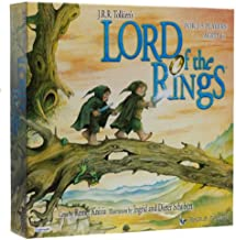 Eagle Games Lord of the Rings Children's Board Game