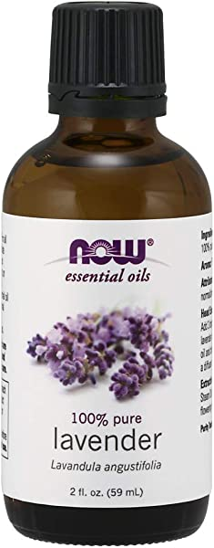 Now Essential Oils Lavender Oil 2 Fl Oz Pack Of 1