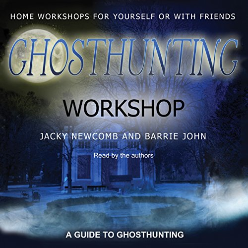 Ghosthunting Workshop audiobook cover art