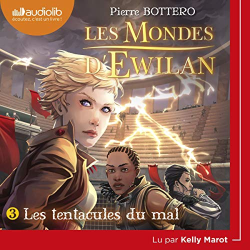 Les tentacules du mal audiobook cover art