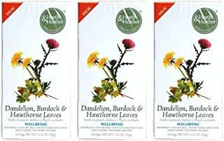 Best hawthorn and dandelion Reviews