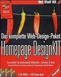 Homepage Design Kit -