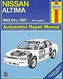Nissan Altima (93-97) Automotive Repair Manual (Haynes Automotive Repair Manuals)