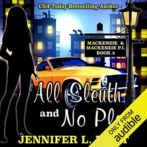 Couverture de All Sleuth and No Play