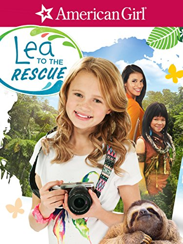 American Girl Lea to the Rescue