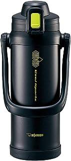 象印マホービン(ZOJIRUSHI) 水筒 クール スポーツボトル 直飲み 2.06L ライムブラック SD-BB20-BG