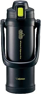 ZOJIRUSHI 象印 保温杯 直饮杯 运动型 不锈钢保冷瓶 2.06L  石灰黑 SD-BB20-BG
