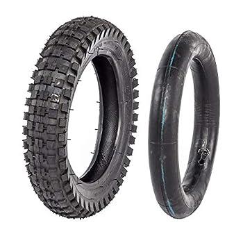 JCMOTO 12 1/2 x 2.75  12.5 x 2.75  Tire and Inner Tube For Mini Pocket Bikes Dirt Bike Rocket Dune Buggy MX350 MX400