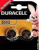Pila de botón Duracell CR-2032 blíster de 1, 3,0 V, de litio