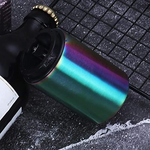 Abridor de botellas de cerveza automático magnético de acero inoxidable abridor de vino portátil herramientas de cocina Gadgets fiesta regalo