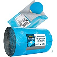 Scotch 50 ft x 15 in Flex and Seal Shipping Roll