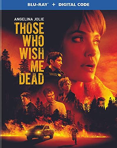 Those Who Wish Me Dead (Blu-ray + Digital)