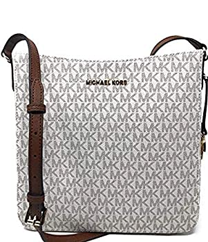 Michael Kors Jet Set Travel Large Messenger Bag  Vanilla 2019