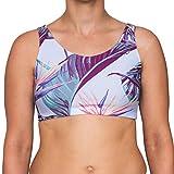 Zealous Zulu Tank SURF Bikini TOP Jungle Jam (B)