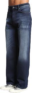 Mavi Men's Max Wide Leg Jeans