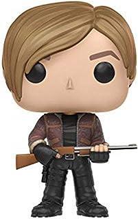 AOLIGEI Resident Evil Animado Figura León · · de Scott Kennedy Pop Vinilo Modelo de la decoración del Juego en Caja