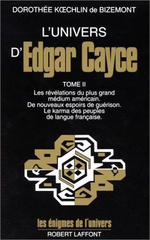 L'univers d'Edgar Cayce