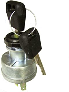 NEW Replacement Ignition Switch For Case International Tractor 580D 580K 580L Backhoe Loader