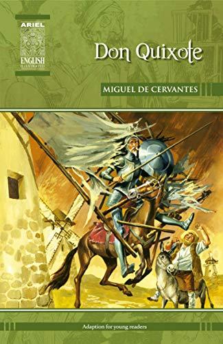 Don Quixote (Illustrated) (Ariel English Illustrated Book 2 ...