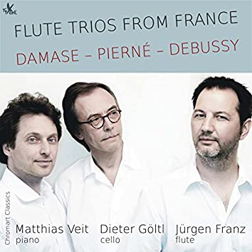 Flute Trios from France