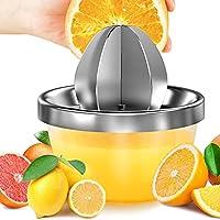 TrebleWind Stainless Steel Manual Citrus Juicer