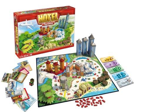 Esdevium Games Hotel Tycoon - Juego de Mesa