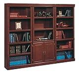 Heritage Hill 15 Shelf Bookcase Set