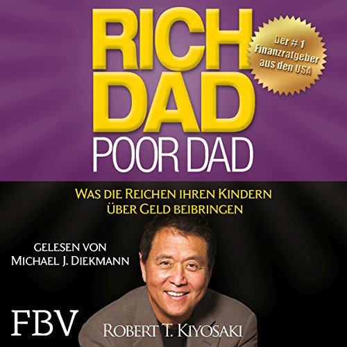 Rich Dad Poor Dad Titelbild