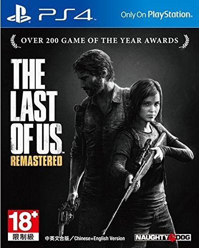 The Last Of Us Remastered [PlayStation 4] Chinese + English Version (輸入版)