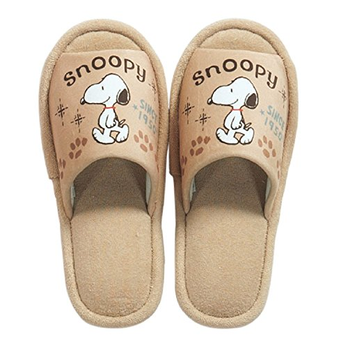 Senko Weiche Hausschuhe Japan Charakter Maskottchen Japan Import Peanuts Snoopy 25 cm
