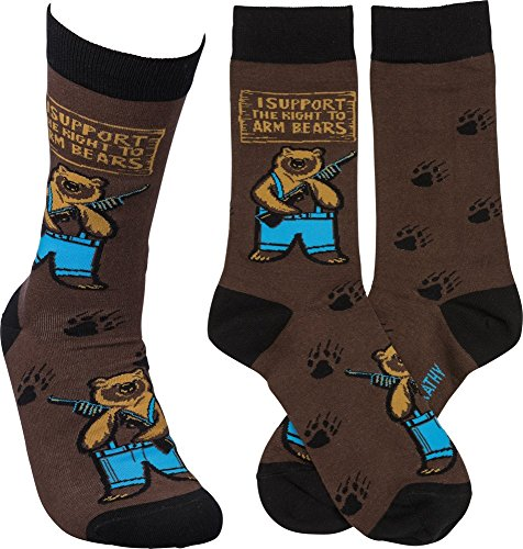 Primitives by Kathy Socks - I Support The Right To Arm Bears