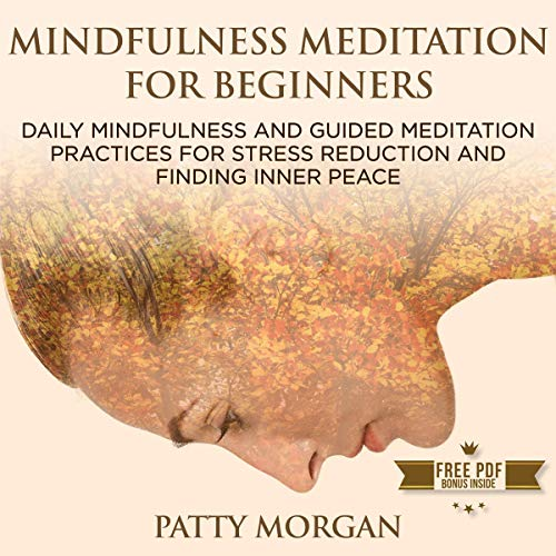 Mindfulness Meditation for Beginners: Daily Mindfulness and Guided Meditation Practices for Stress Reduction and Finding Inner Peace  By  cover art