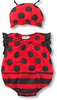 2pcs Infant Toddler Baby Unisex Outfit Set Sleeveless Onesies + Cap