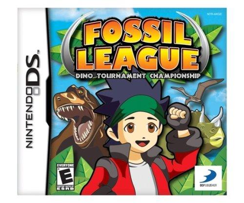 Price comparison product image Fossil League D.T.C. (Dino Tournament Championship) - Nintendo DS
