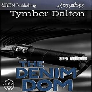 The Denim Dom audiobook cover art
