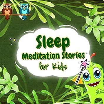 Sleep Meditation Stories for Kids