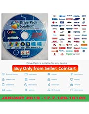 Driverpack Solution 2019 (Version : 17.7.129-18120 ) Single DVD Edition
