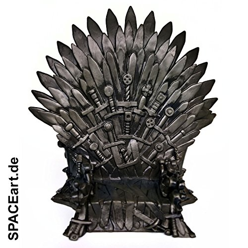 Funko - Figurine Game of Thrones - Iron Throne NYCC 2015 Pop 15cm - 0849803063931
