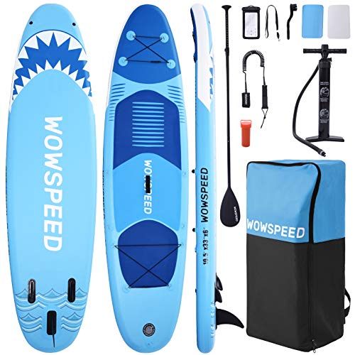 Tablas Paddle Surf,320×84×15cm Tablas De Paddle Surf Hinchable,Paddel Surf Hinchable Adulto con Paleta Ajustable& Accesorios Completos Tabla Surf Hinchable Deportes Acuáticos De Verano (A)