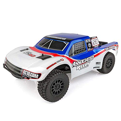 Team Associated 70016 ProSC10 Ae Team Ready to Run Brushless 2WD Short Course Truck