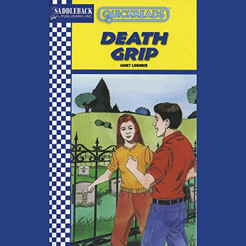 Death Grip audiobook cover art