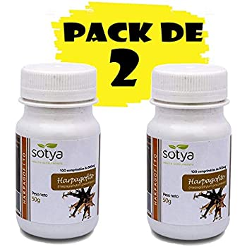 H4U - H4U Harpagofito 100 comprimidos 500 mg: Amazon.es: Salud y ...
