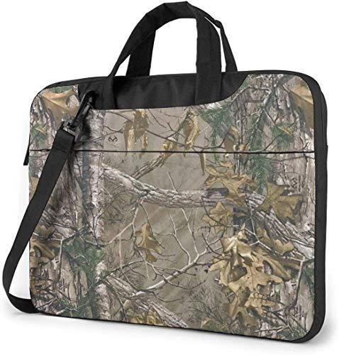 Realtree Laptop Bag Shockproof Briefcase Shoulder Bags Carrying Case Laptop 15.6 inch