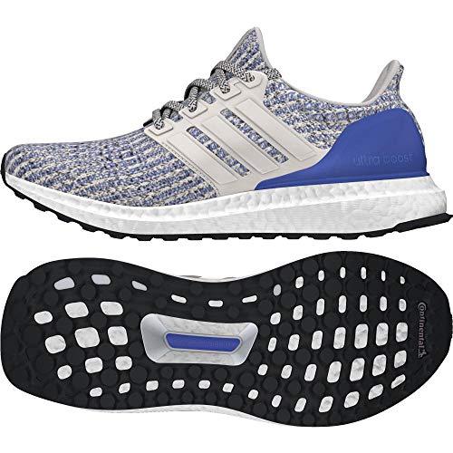 Adidas Ultraboost J, Zapatillas de Trail Running Unisex Adulto, Blanco (Blatiz/Pertiz/Carbon 000), 36 EU