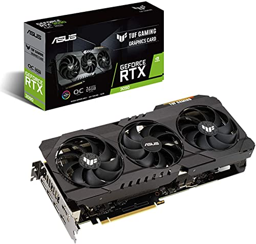 ASUS TUF GeForce RTX 3090 24 GB OC...